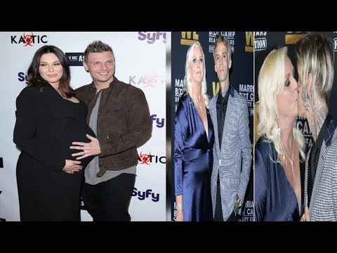aaron-carter-kisses-mum-jane-on-lips-as-they-hit-swanky-red-carpet-after-tough-few-months---latest