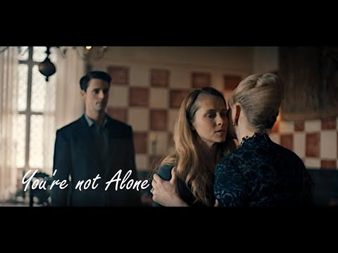 A Discovery of Witches - Matthew and Diana - You're not alone