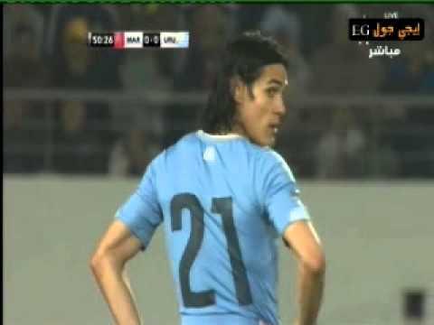 اهداف مبارة المغرب و أوروجواي الودية السبت 2832015 moroco vs uruguay