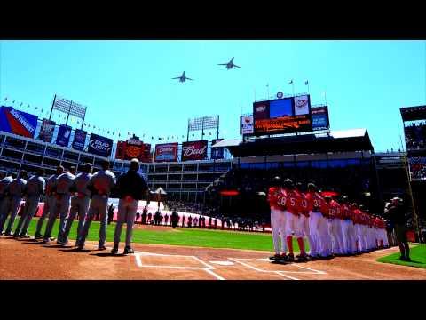 Texas Rangers Starting Lineup Intro Theme