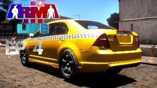 Hep...Taxi ! | 4/5 | Altis Life - Arma 3