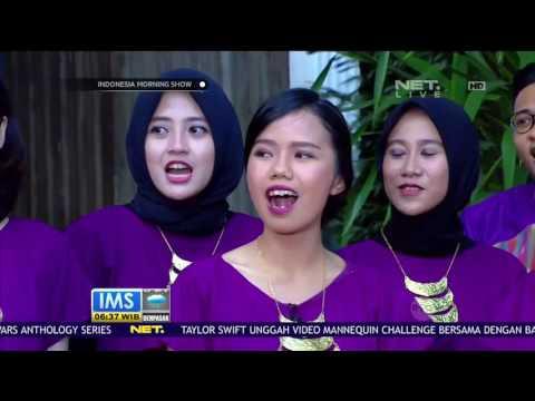 Gambang Semarang - PSM UNDIP Dipopulerkan Oleh Mus Mulyadi
