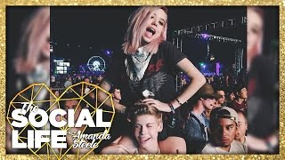 AMANDA STEELE'S THE SOCIAL LIFE EP. 8 | THE COACHELLA CRISIS PART 2
