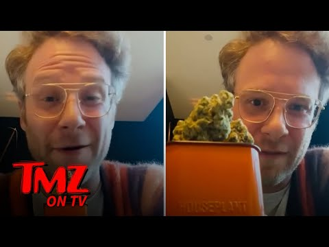 Seth-Rogen-Launched-A-Weed-Company-TMZ-TV