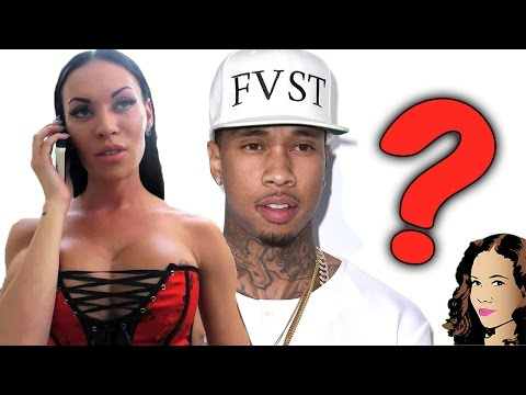 Mia Isabella Discusses Her Relationship With Tyga  (Angela Yee's Lip Service)