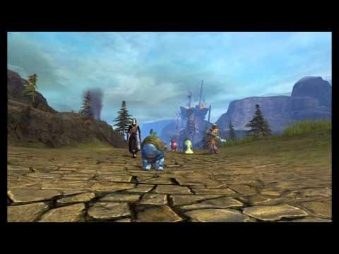Quixotic Quaggan Quest