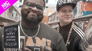 "MC Lars and Mega Ran - ""The Dewey Decibel System"" [Official Music Video]"