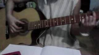 Cô gái đến từ hôm qua - Guitar cover