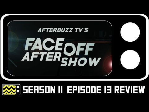 Face Off Season 11 Episode 13 Review & After Show | AfterBuzz TV