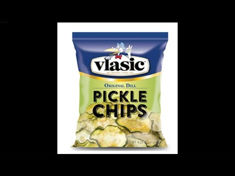 Robin Jones - Would You Buy This?: Vlasic Pickle Chips