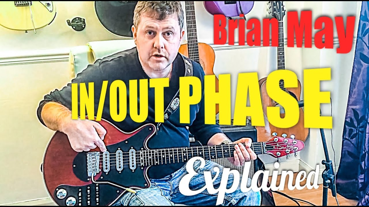 brian may signature guitar in out phase settings explained youtube. Black Bedroom Furniture Sets. Home Design Ideas