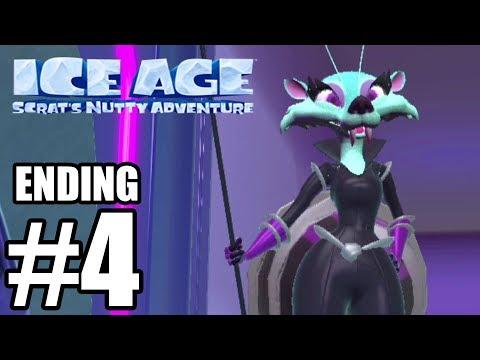 Ice Age Scrat's Nutty Adventure Ending & Final Boss - Gameplay Walkthrough Part 4