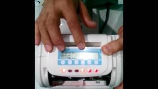 การตั้งเวลาเครื่องตอกบัตร AT-2009,TC2009 Video