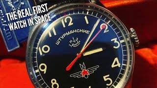Sturmanskie Yuri Gagarin Watch Review + SkeletonHD Skull Bracelets