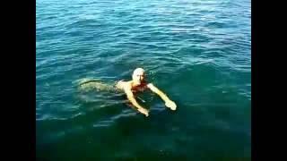Плавание . Урок - 48 . На  море . Начинаем- 3 .