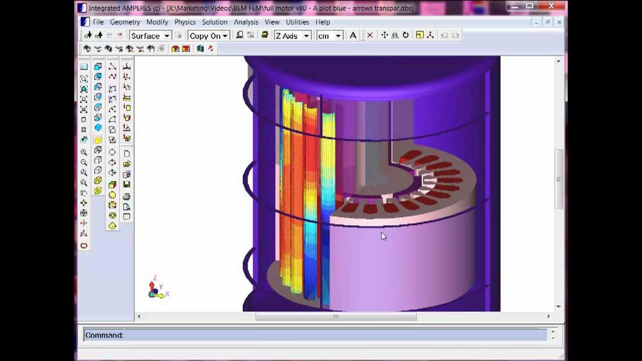 Boundary Element Method compared to Finite Element Method