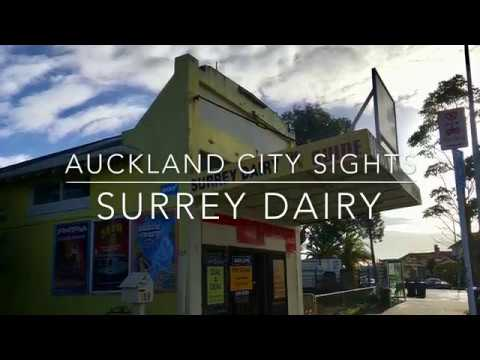 Surrey Dairy | Auckland City Sights