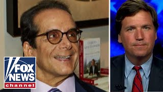 Tucker Carlson praises the clarity of Krauthammer