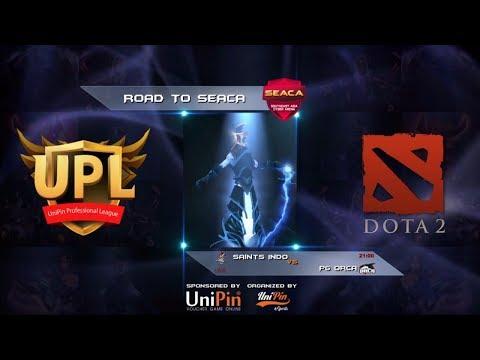 UniPin Professional League Dota 2 - PG Orca vs Saints Indo