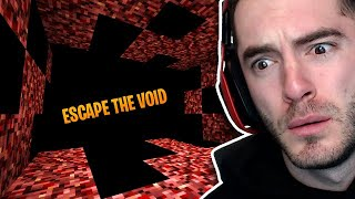 Minecraft: ESCAPING THE VOID