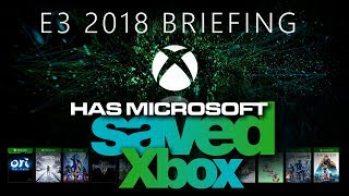 E3 Xbox Briefing Conference - Did Microsoft Redeem Xbox ? - Colteastwood