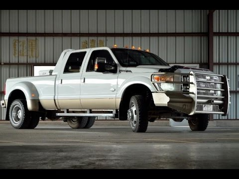 2012 ford f350 dually super duty king ranch powerstroke review youtube. Black Bedroom Furniture Sets. Home Design Ideas