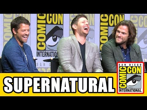 SUPERNATURAL Comic Con 2017 Panel - Season 13, News & Highli