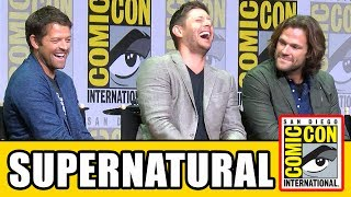 SUPERNATURAL Comic Con 2017 Panel - Season 13, News & Highlights