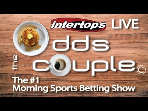 Odds Couple | MLB Betting Lines Report & Monday Night Football Predictions