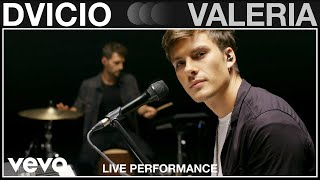 DVICIO - Valeria - Live Performance | Vevo