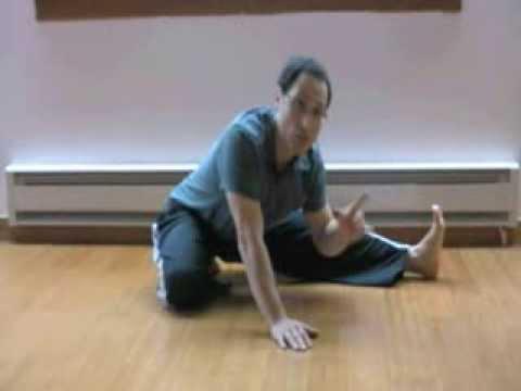 Deep Squat Adductors Flexibility Using Kinesiological Stretching Techniques