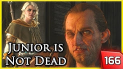 The Witcher 3 ► Ciri & Geralt Meet Whoreson Junior, who Survived his Death #166