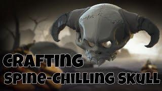 Team Fortress 2 Halloween Hat (Spine-Chilling Skull 2011)