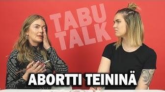 TABUTALK: ABORTTI - avoin storytime w/ Rosanna Kulju