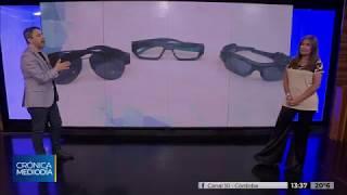 Los lentes de Caecus ya se comercializan fuera de Argentina