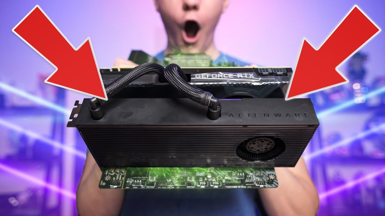 You Haven't Seen A GPU Like This Before