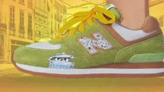 Monster Feet - TV Spot