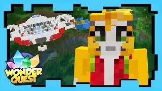 Wonder Quest - Season 1 Ep 3 - STAMPY'S NEW MINECRAFT SHOW    Stampylonghead (Stampy Cat), shaycarl