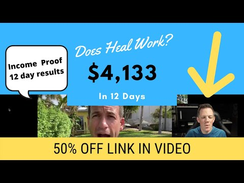 Heal VIP 12-day Result – Discover Heal does it work?