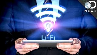 Will LiFi Bring An End To Your Slow Internet?
