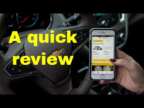 Maven Car Sharing Service by General Motors: A Quick Review of How it Works
