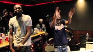 Meek Mill & Kendrick Lamar - A1 Everything (In Studio Performence)