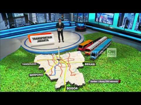 Masa Depan Jakarta, Sisi Transportasi Publik