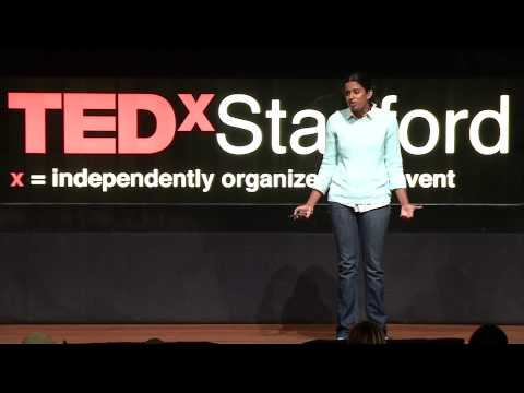The Life of a Stanford Freshman at 14 Years Old: Tara Adiseshan at TEDxStanford