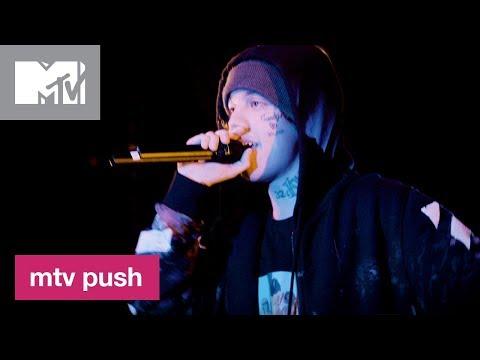 Lil Xan Performs 'Betrayed' | MTV Push