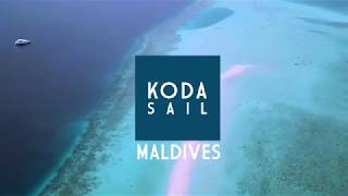 This is PARADISE // Maldives Island Hopping // Koda Sail