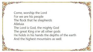 Watch John Michael Talbot Psalm 95 come Worship The Lord video