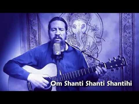 Om Shanti Shanti Shantihi