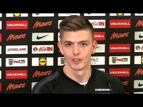 Nick Pope Pre Match Press Conference | England v Netherlands | Friday 23rd March | Wembley stadium