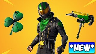 Le gameplay de la peau de Lucky Rider dans Fortnite Battle Royale